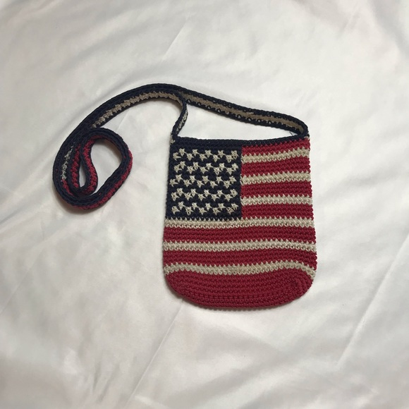 The Sak Handbags - American flag The Sak purse crossbody
